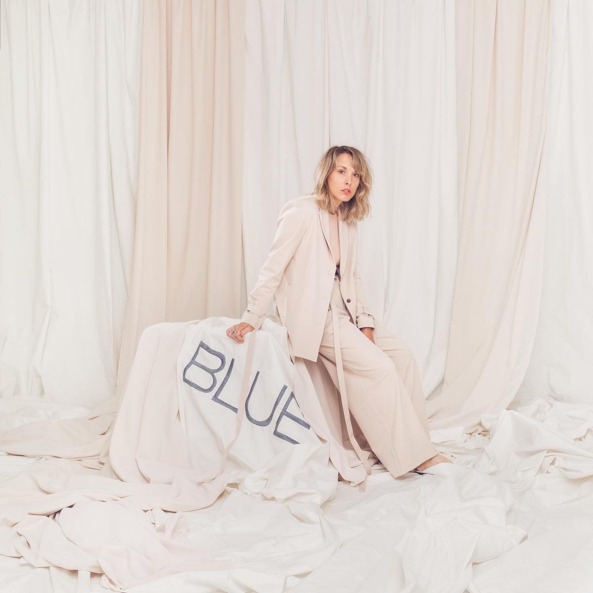 Blue par Rosie Valland